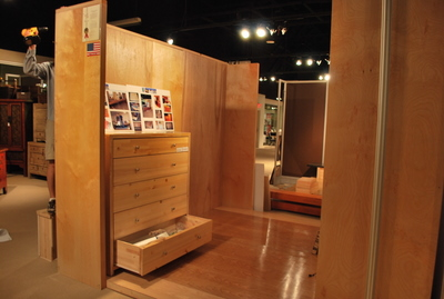 Wood Trade Show Booth : Trade show booths sing honeycomb